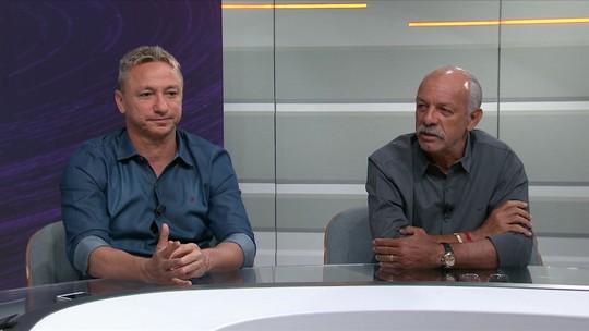 Júnior e Paulo Nunes relembram geração do Flamengo de 1992 e elogiam novo momento do clube