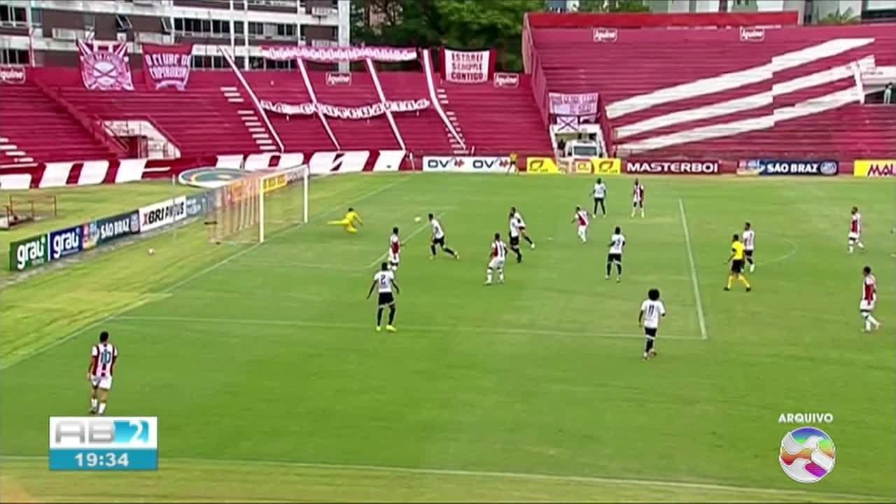 Central joga pelo Campeonato Pernambucano na quarta-feira (14) contra o Afogados