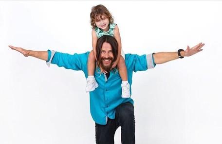 Thor Becker, filho de Theo Becker, estará em 'Nos tempos do Imperador', novela das 18h da Globo que estreará em 2021 Arquivo Pessoal