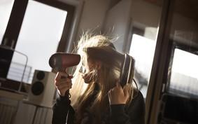 10 erros que cometemos ao secar os cabelos com secador