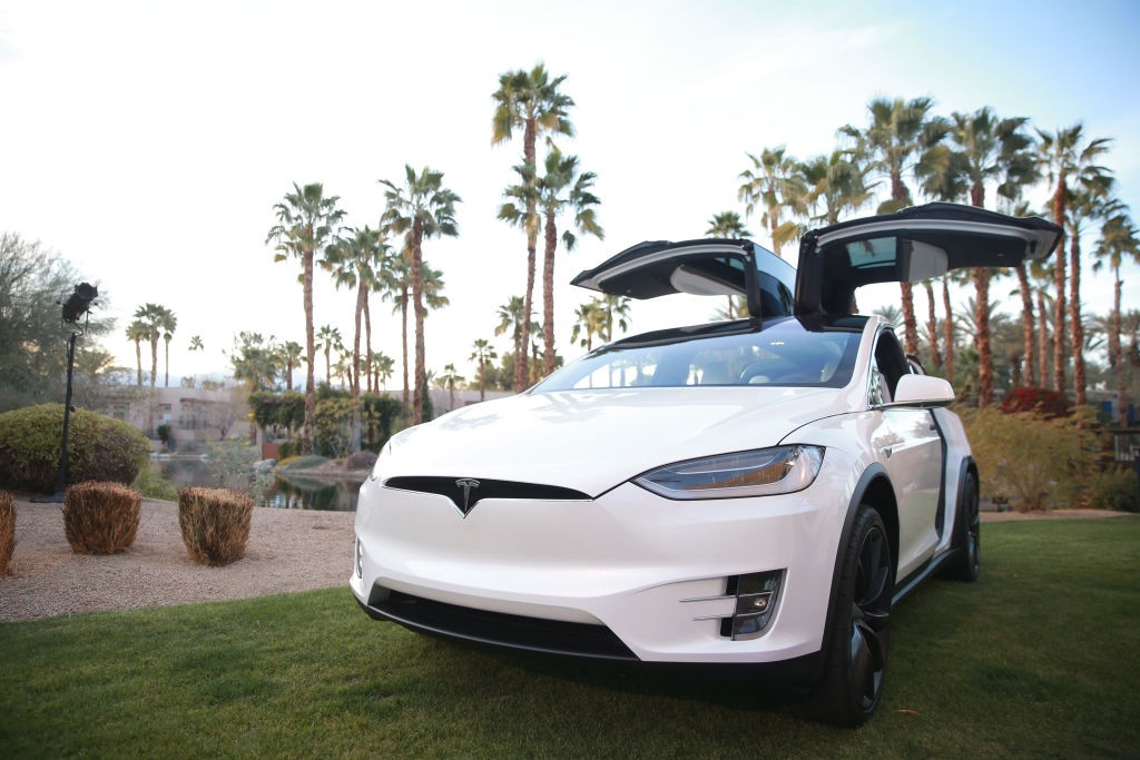 Tesla Model X (Foto: Getty Images)