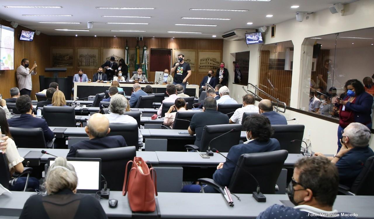 Primeira audiência pública sobre revisão do Plano Diretor de Natal debate elaboração do projeto