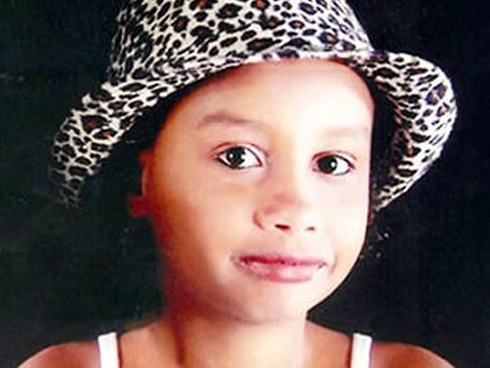 Andrelina está desaparecida desde 2011 — Foto: Arquivo pessoal