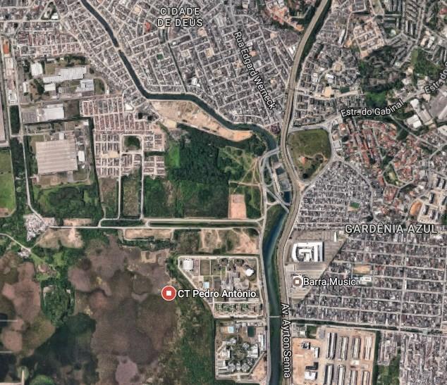 CT Pedro Antônio, ao lado da Cidade de Deus, teria avenida em direção à Ayrton Senna