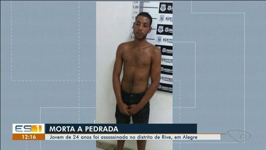 Jovem de 24 anos é morta a pedrada em Alegre, ES
