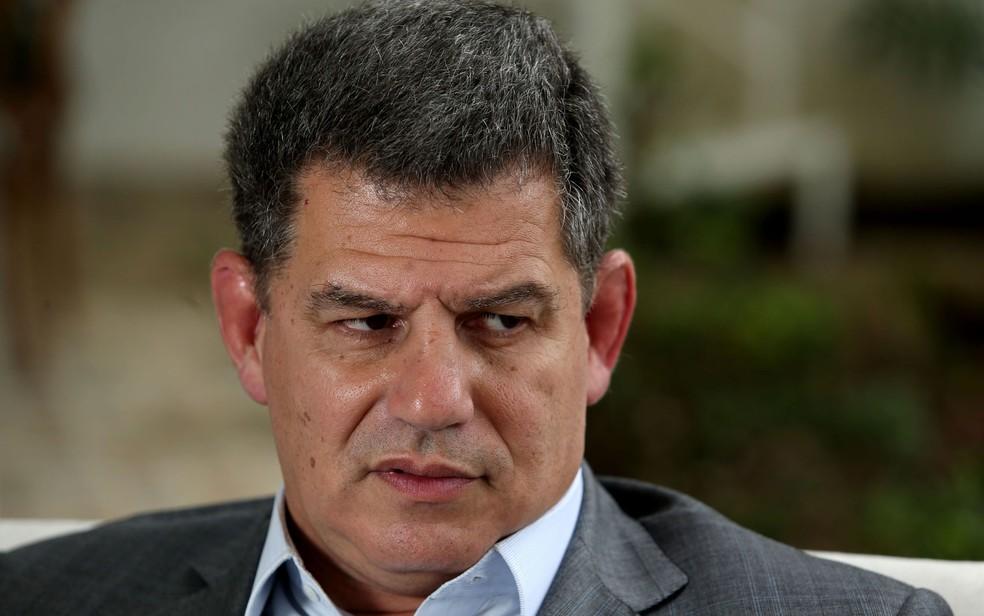 O ex-ministro Gustavo Bebianno, em foto de outubro de 2018 — Foto: Wilton Junior/Estadão Conteúdo