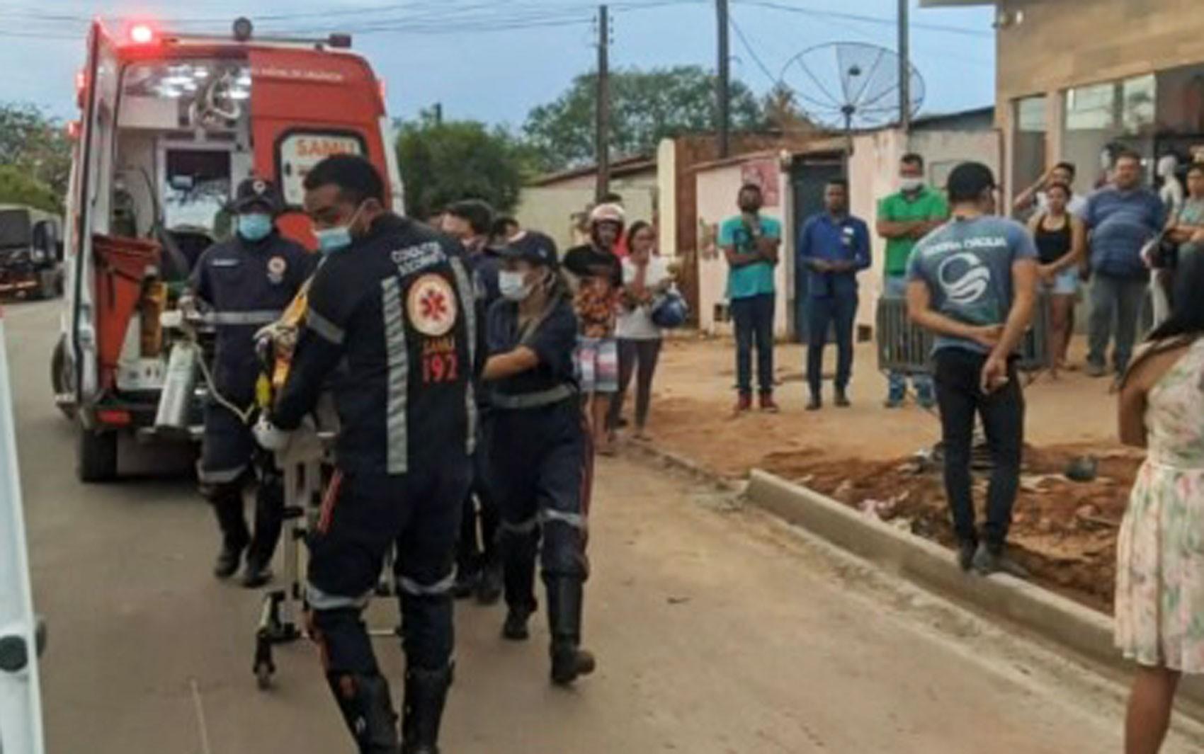 Homem morre após cair de cerca de 10 metros enquanto consertava telhado no oeste da Bahia