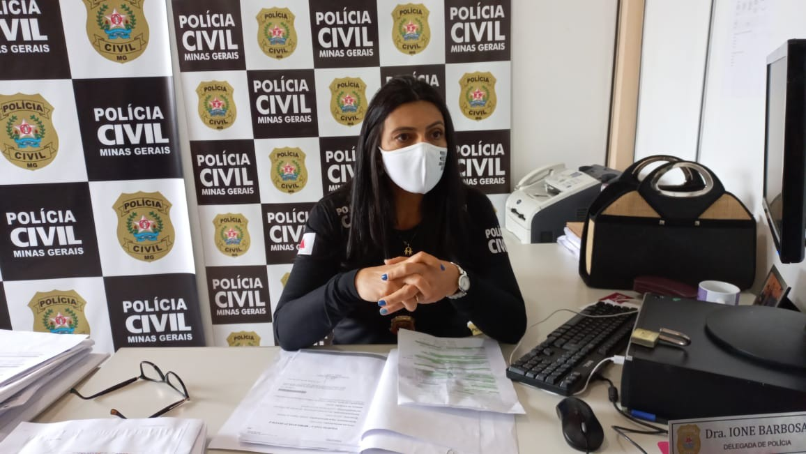 Covid-19:  Polícia Civil indicia suspeito de burlar sistema e tomar 3ª dose de vacina em Chácara