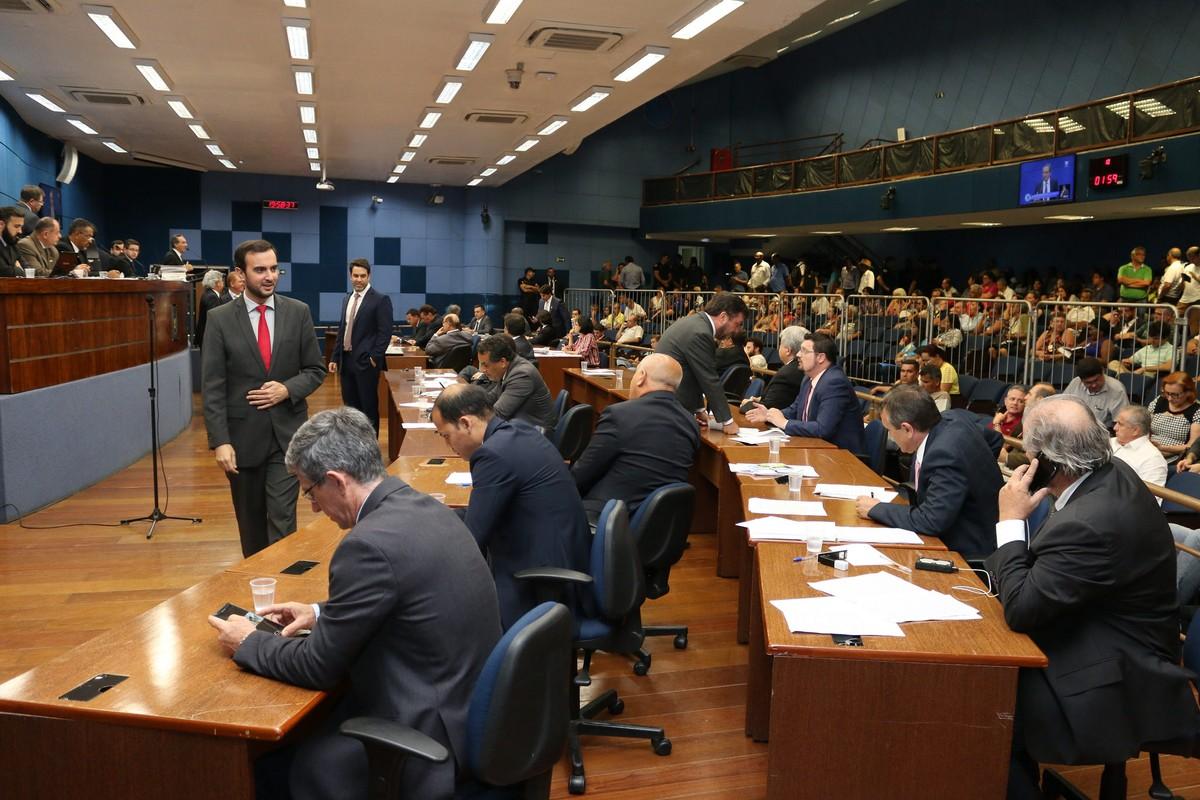 Vereadores aprovam em 1º votação texto do Plano Diretor de Campinas