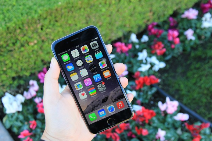 iPhone-6-review1 (Foto: Anna Kellen Bull/TechTudo)