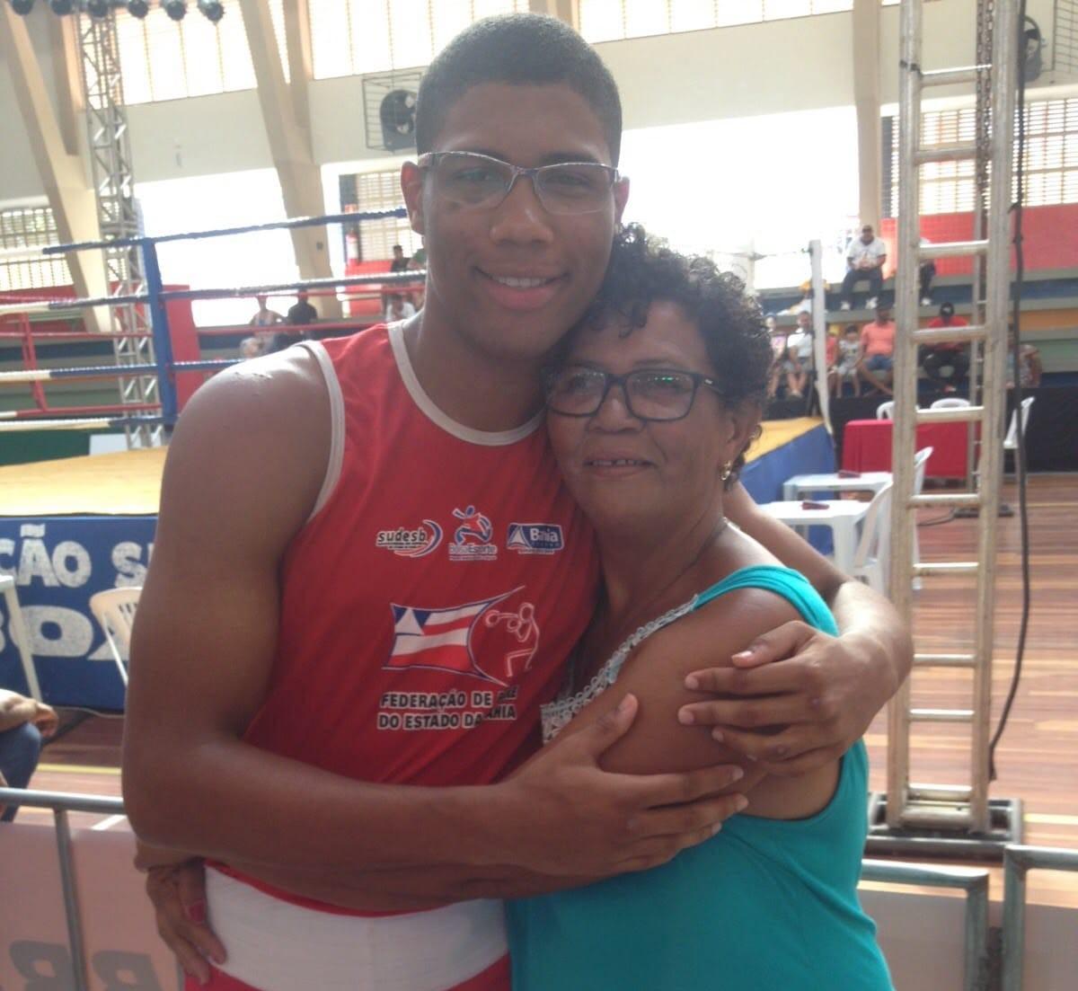 'Estamos com tanta euforia', revela mãe do boxeador Hebert Conceição sobre ansiedade para luta nas Olimpíadas de Tóquio