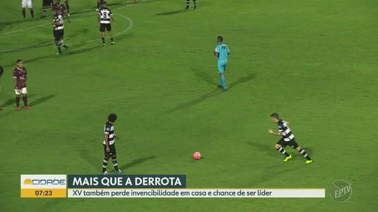 """Pugliese confirma descanso para jogadores do XV e tira lição de derrota: """"Coloca os pés no chão"""""""
