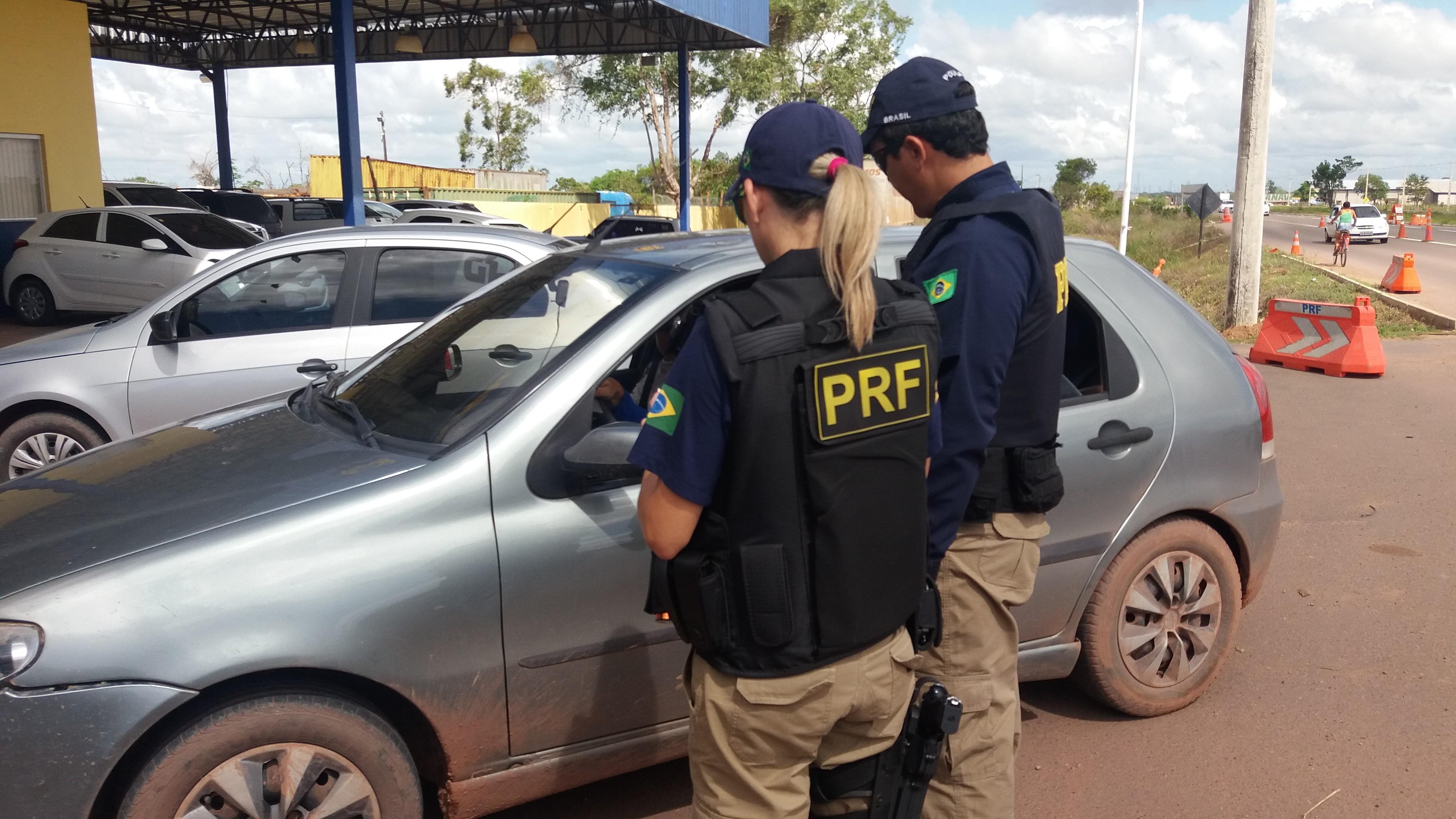 PRF-AP inicia ações de prevenção a acidentes de trânsito nas festas de fim de ano