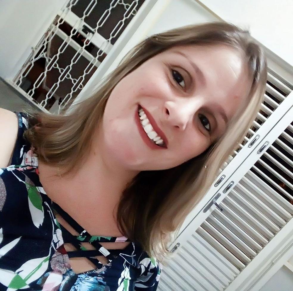Professora não resistiu aos ferimentos e morreu no HC de Marília  (Foto: Arquivo pessoal)