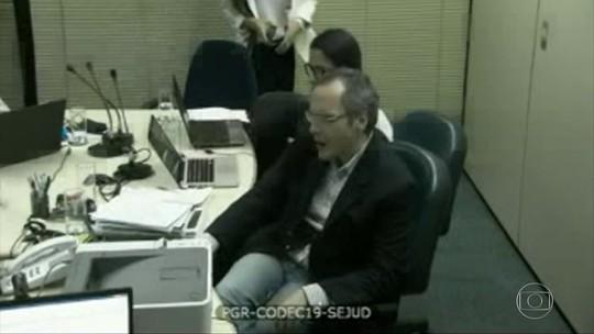 Fachin diz que vídeos de Funaro 'não deveriam ser divulgados'; Maia diz que seguiu a lei