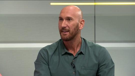 Nalbert comenta morte de Bebeto de Freitas e fala sobre a importância dele no esporte