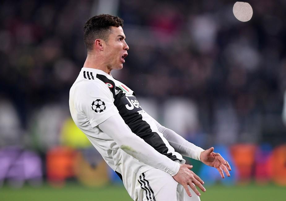 Cristiano Ronaldo vibra com noite mágica: