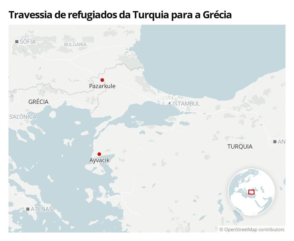 Após perder soldados na Síria, Turquia decide deixar refugiados entrarem  livremente na Grécia   Agora Notícias Brasil - Sua fonte de notícias