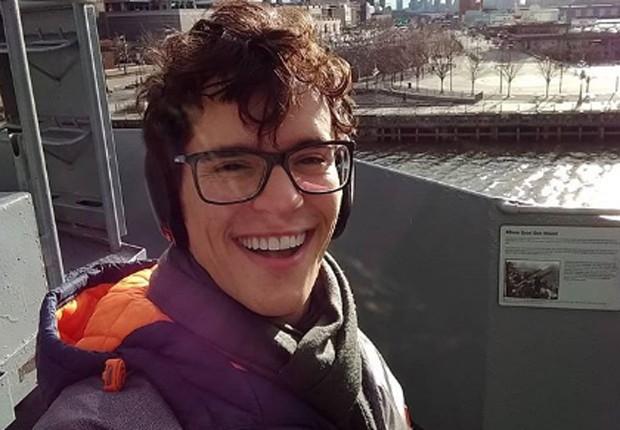 Julio Oliveira (Foto: Reprodução/Instagram)