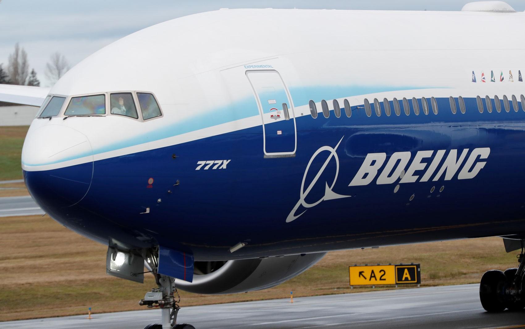Boeing registra 1º trimestre no azul após seis seguidos de perdas