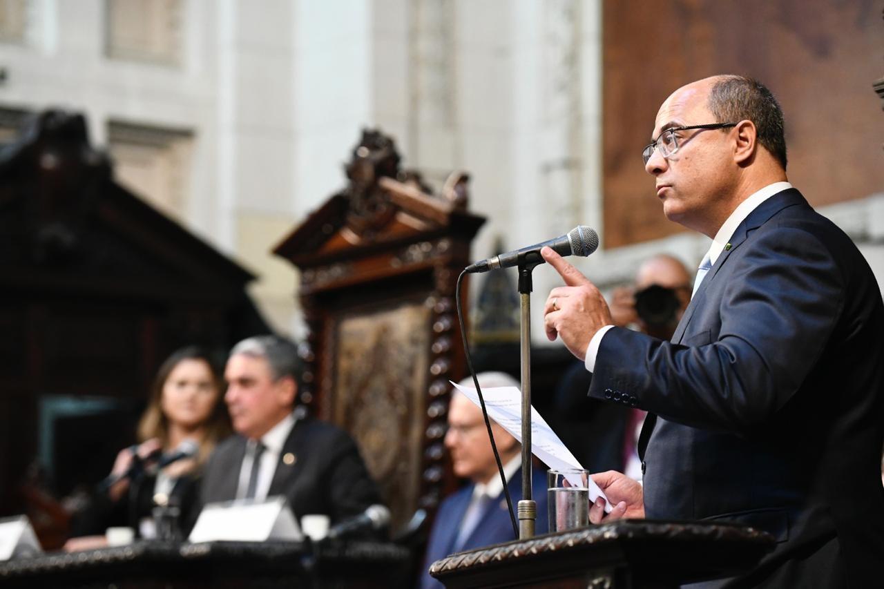ASSISTA: Alerj vota impeachment de Witzel e pode abrir processo por crime de responsabilidade