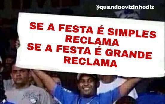 meme festa (Foto: Reprodução/ Facebook)