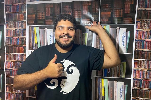 Paulo Vieira (Foto: TV Globo/Divulgação)