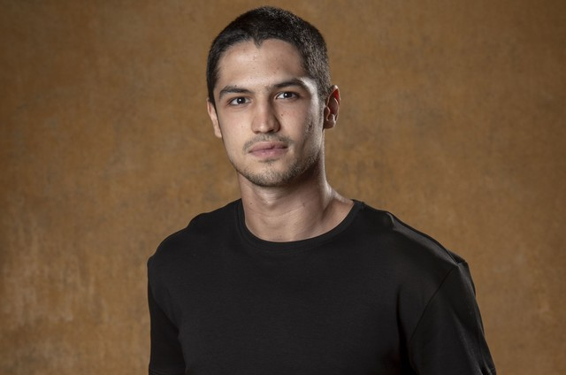 Gabriel Leone (Foto: Estevam Avellar/TV Globo )