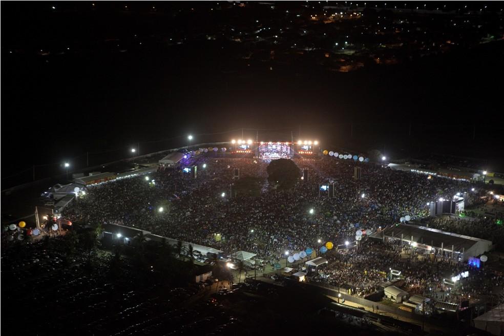 Festival Halleluya teve edições em Fortaleza, São Luís e no Rio de Janeiro, além de Natal (Foto: Fernando Maia/Festival Halleluya)