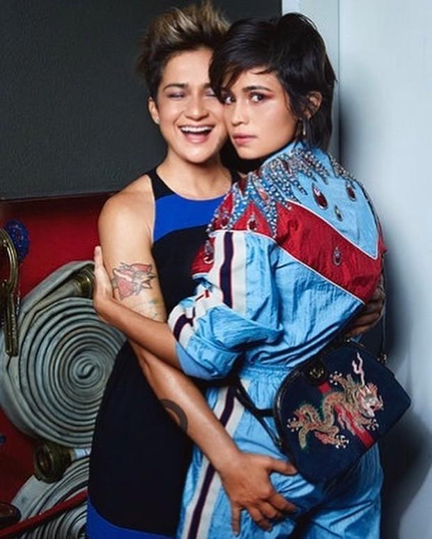 Nanda Costa e Lan Lanh (Foto: Reprodução/Instagram)