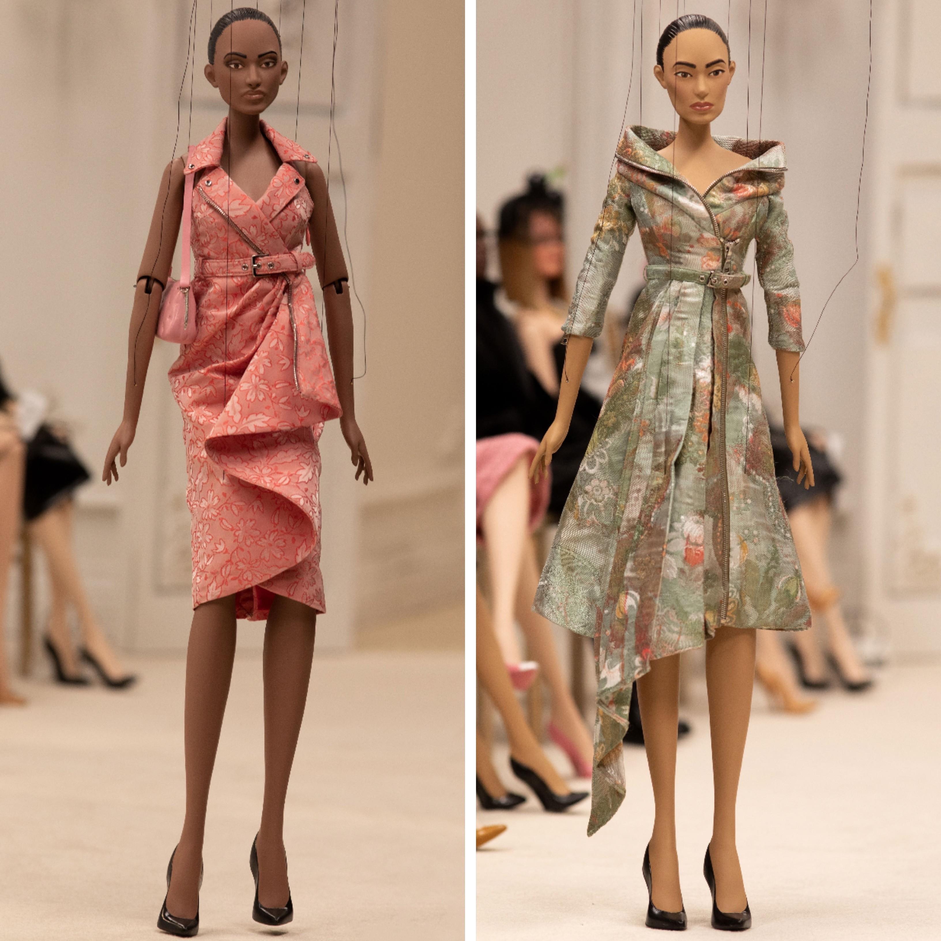 Semana de moda de Milão: Moschino (Foto: Divulgação )
