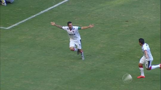 Suspensos, Rhayner e Marcelo Mattos não enfrentam o Luverdense na terça