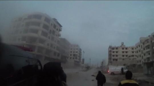 Novos bombardeios em Ghouta deixam 13 mortos