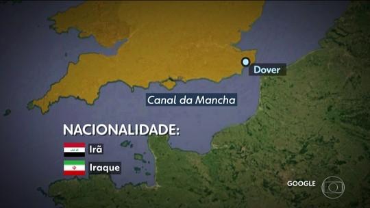 Guarda Costeira britânica detém 36 imigrantes