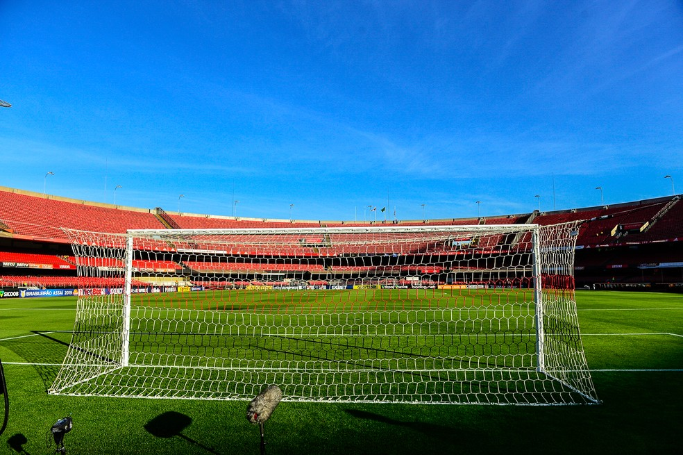 Morumbi receberá duelo entre São Paulo e Grêmio neste sábado — Foto: Renato Pizzutto/BP Filmes