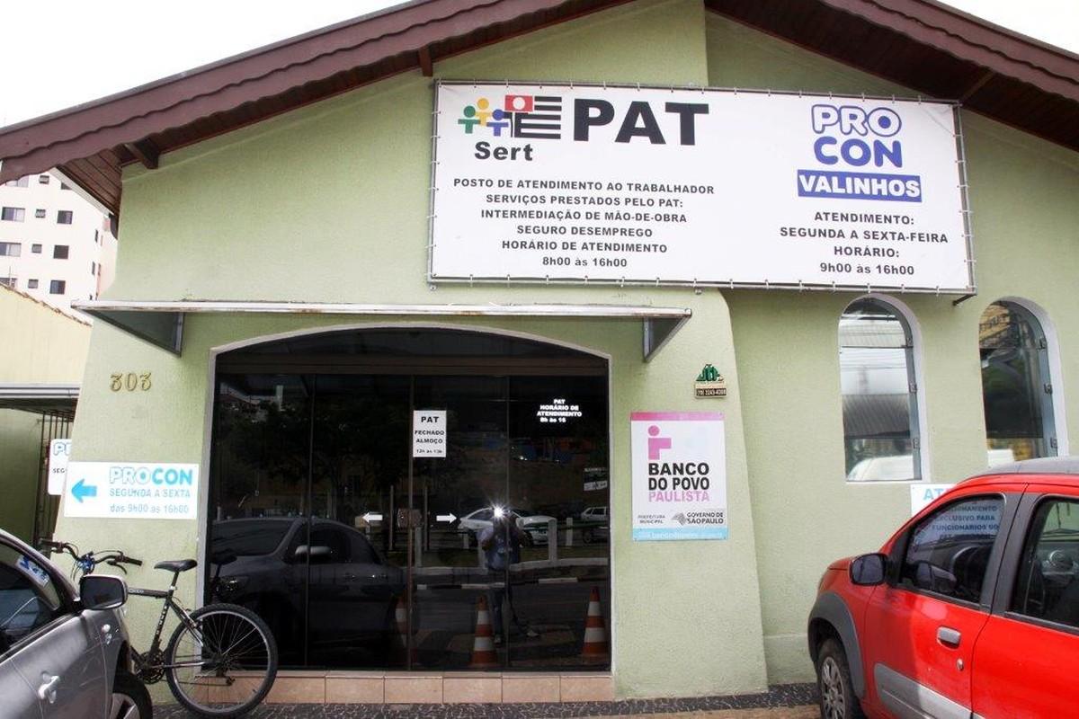 PAT de Valinhos tem 50 vagas de emprego para representante comercial em empresa de telefonia