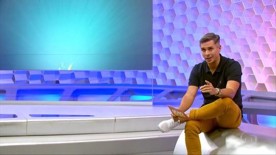 Assista ao Globo Esporte SP de segunda-feira