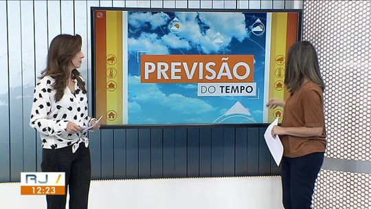 Previsão do tempo: quarta-feira é de instabilidade no Sul do Rio