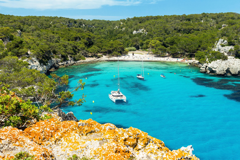 Ilha de Menorca, na Espanha (Foto: Thinkstock)