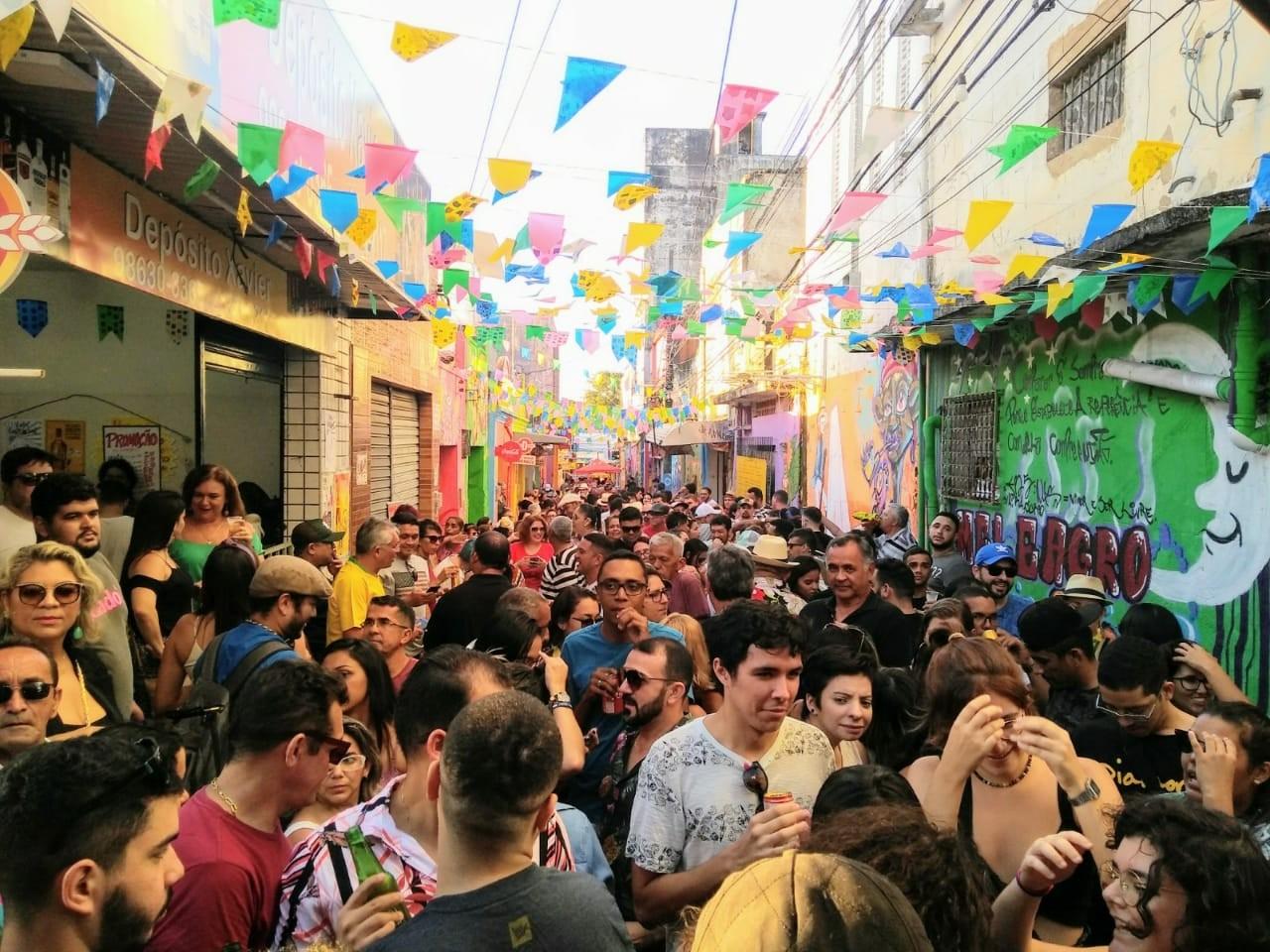 Projeto 'Hoje tem Samba no Beco' lança nova temporada de convidados em Natal