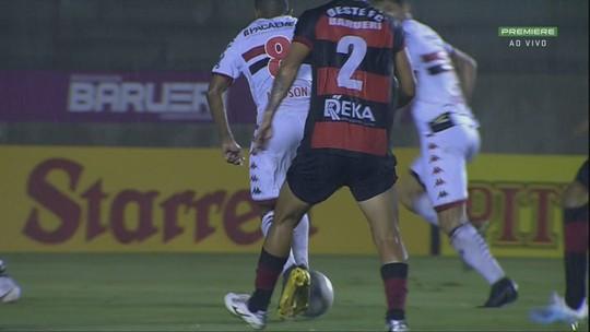 Oeste 0 x 2 Botafogo-SP: assista os gols e melhores momentos