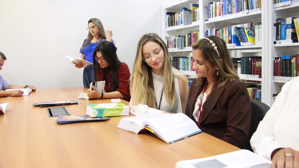 Ministério Público abre inscrição de processo seletivo para estagiários em MT — Foto: Ministério Público Estadual de Mato Grosso/Assessoria
