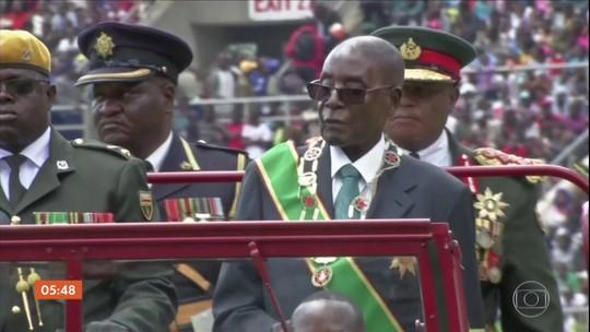 Robert Mugabe, ex-ditador do Zimbábue, morre aos 95 anos