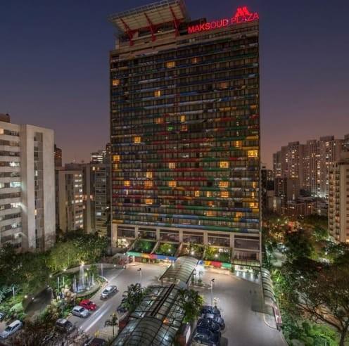 Hotel Maksoud pede recuperação judicial de R$ 81 milhões em SP