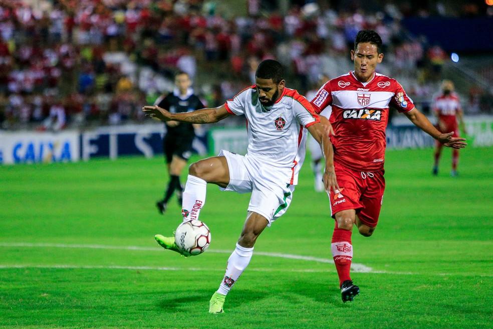 CRB x Boa Esporte (Foto: Ailton Cruz/Gazeta de Alagoas)