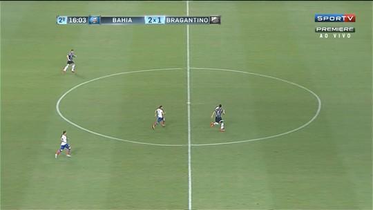 Jogadores do Bahia valorizam três pontos em triunfo contra o Bragantino