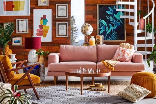 Drew Barrymore lança coleção de móveis e decoração inspirada em viagens  (Foto: Divulgação)