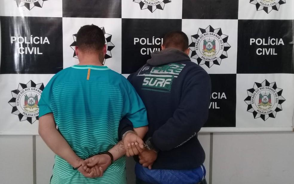Mais de dois mil policiais cumprem mandados de prisão contra autores de homicídios e feminicídios.  (Foto: Polícia Civil/Divulgação)