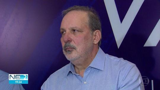 Armando Monteiro lança pré-candidatura ao governo de Pernambuco