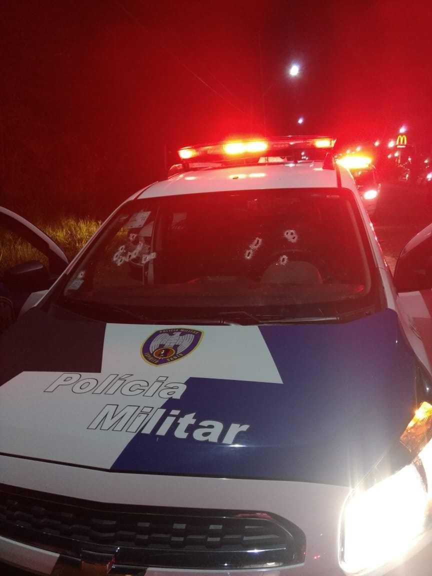 Trio suspeito de tráfico de drogas é morto em perseguição policial no ES